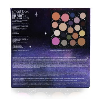 Cosmic Celebration Star Power Face + Eye Shadow Palette (3x Blush +1x Highlighting Powder + 1x Bronzing Powder +15x Eye Shadow)  28.75g/0.9oz
