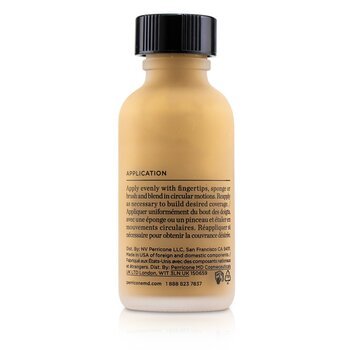 No Makeup Foundation Serum SPF 20  30ml/1oz