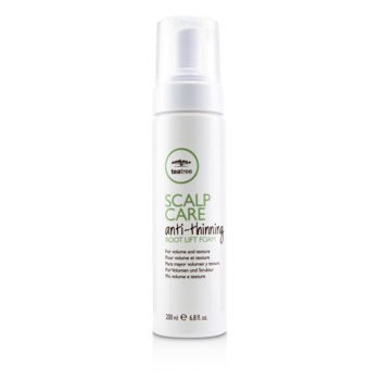 Scalp Care Anti-Thinning Root Lift Foam (For Volume and Texture)  200ml/6.8oz