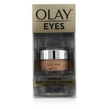 Eyes Ultimate Eye Cream - For Dark Circles, Wrinkles & Puffiness  13ml/0.4oz