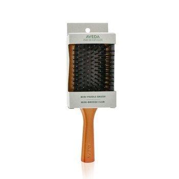 Wooden Mini Paddle Brush  1pc