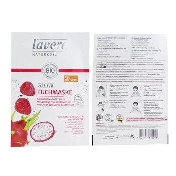 Sheet Mask - Illuminating (With Organic Dragon Fruit & Organic Raspberry)  1sheet