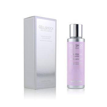 Cell Shock Age Intelligence Resurfacing Water - 10% Glycolic Acid + Madecassoside  100ml/3.4oz