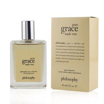 Pure Grace Nude Rose Eau De Toilette Spray  60ml/2oz