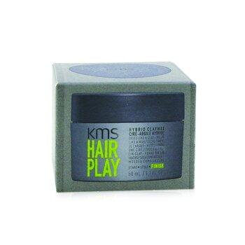 Hair Play Hybrid Claywax (Dries Like A Clay - Molds Like A Wax)  50ml/1.7oz