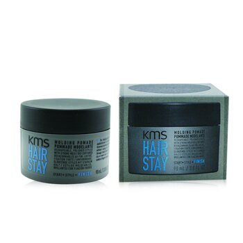 Hair Stay Molding Pomade (Reshapeable, Polished Styles with Strong Hold)  90ml/3oz