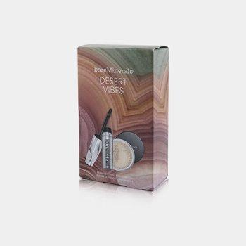 Desert Vibes Finishing Powder & Mini Mascara Set  2pcs