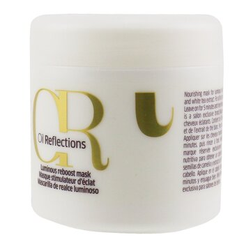 Oil Reflections Luminous Reboost Mask  150ml/5.07oz