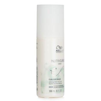 Nutricurls Curlixir Balm Defining Balm (For Curls)  150ml/5oz
