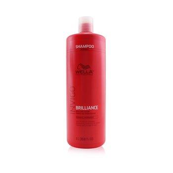Invigo Brilliance Color Protection Shampoo - # Normal  1000ml/33.8oz