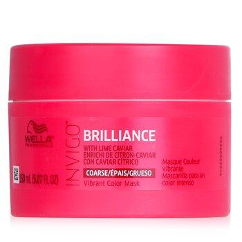 Invigo Brilliance Vibrant Color Mask - # Coarse  150ml/5.07oz