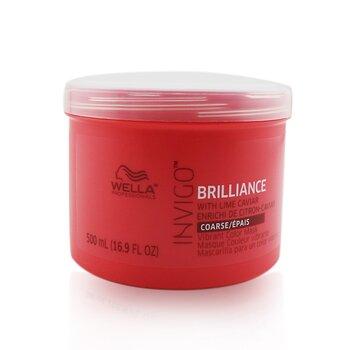 Invigo Brilliance Vibrant Color Mask - # Coarse  500ml/16.9oz