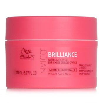 Invigo Brilliance Vibrant Color Mask - # Normal  150ml/5.07oz