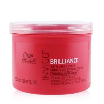 Invigo Brilliance Vibrant Color Mask - # Normal 500ml/16.9oz