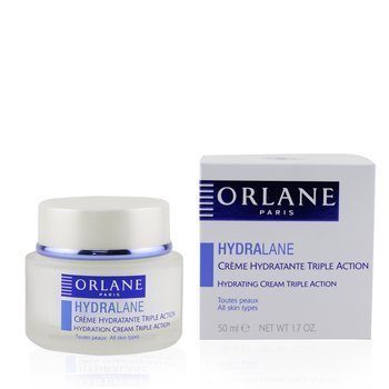 Hydralane Hydrating Cream Triple Action (For All Skin Types)  50ml/1.7oz