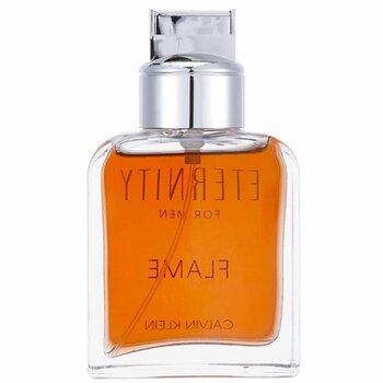 Eternity Flame Eau De Toilette Spray  100ml/3.4oz