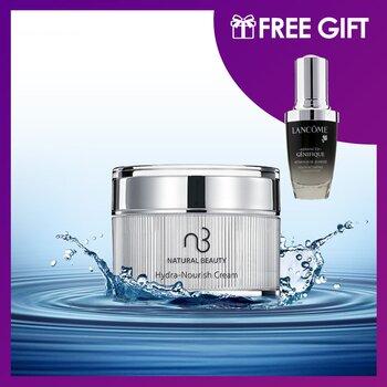 Crema Hidra-Nutrición 30g (Gratis: Lancome Genifique Advanced Concentrado Activador de Juventud 30ml)  2pcs