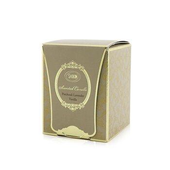 Glass Candles - Patchouli Lavender Vanilla  60ml/2oz