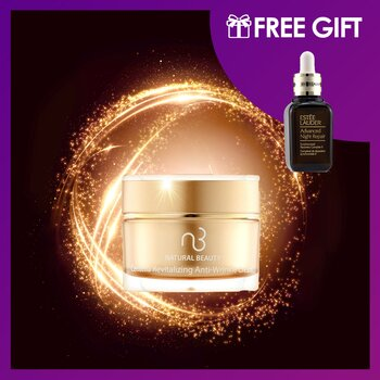 Centella Revitalizing Anti-Wrinkle Cream 30g (Free: Estee Lauder Advanced Night Repair Synchronized Recovery Complex II 30ml)  2pcs