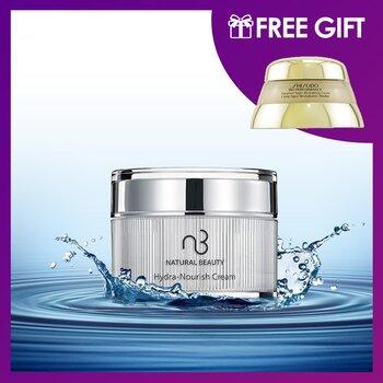 Hydra-Nourish Cream 30g (Free: Shiseido Bio Performance Advanced Super Revitalizing Cream 50ml)  2pcs