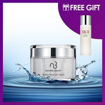 Hydra-Nourish Cream 30g (Free: SKII Facial Treatment Essence 75ml)  2pcs