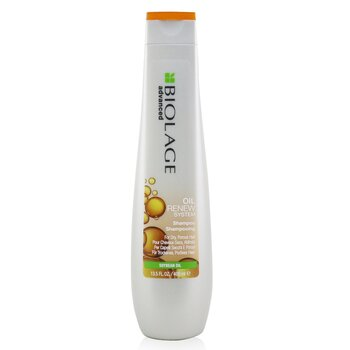 Biolage Advanced Oil Renew System Shampoo (For Dry, Porous Hair)  400ml/13.5oz