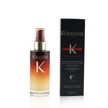 Nutritive 8H Magic Night Serum (For Dry Hair) 90ml/3.04oz