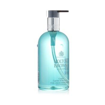 Coastal Cypress & Sea Fennel Fine Liquid Hand Wash 300ml/10oz