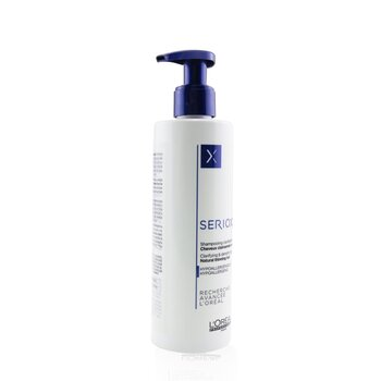 Professionnel Serioxyl Clarifying & Densifying Shampoo (Natural Thinning Hair)  250ml/8.5oz