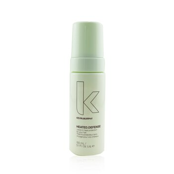 Heated.Defense (Leave-In Heat Protection For Your Hair)  150ml/5.1oz