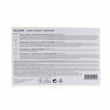 Firming Box: Aroma Cleanse 50ml+ Aromessence Lavanduka Iris 5ml+ Prolagene Lift Creme 50ml+ Prolagene Lift Masque 15ml  4pcs