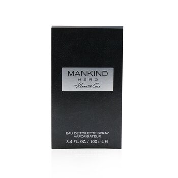Mankind Hero Eau De Toilette Spray  100ml/3.4oz