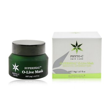 Superheal O-Live Mask (Exfoliating & Antioxidant Mask) 50g/1.67oz