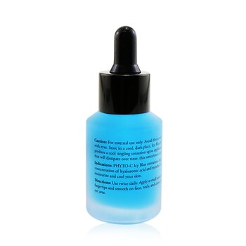 Moisturize Icy Blue (Cooling & Hydrating Gel)  30ml/1oz