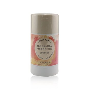The Healthy Deodorant - Vanilla + Fire  57g/2oz