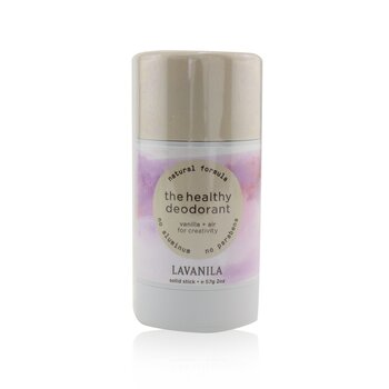 The Healthy Deodorant - Vanilla + Air  57g/2oz