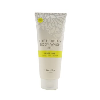 The Healthy Body Wash - Sport Luxe (3-In-1)  190g/6.7oz