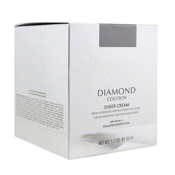 Diamond Cocoon Sheer Cream SPF 30  50ml/1.7oz