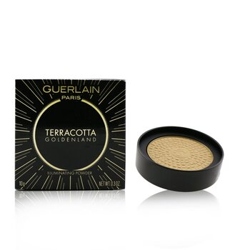 Terracotta Goldenland Illuminating Powder  10g/0.3oz