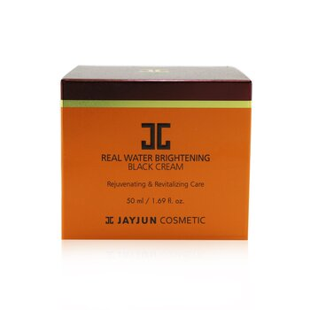 Real Water Brightening Black Cream  50ml/1.69oz