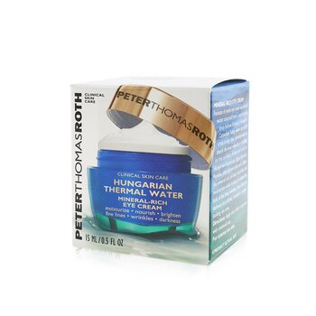 Hungarian Thermal Water Mineral-Rich Eye Cream  15ml/0.5oz