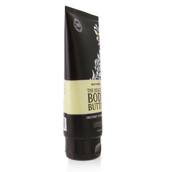 The Healthy Body Butter - Pure Vanilla 190g/6.7oz