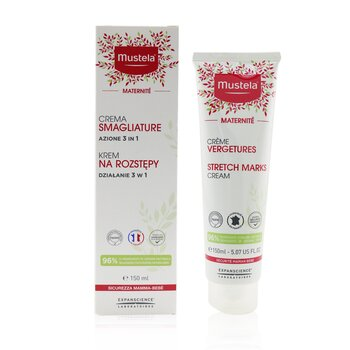 Maternite 3 In 1 Stretch Marks Cream (Fragranced)  150ml/5oz