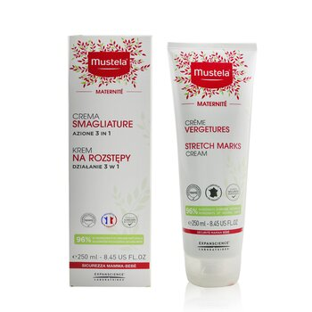 Maternite 3 In 1 Stretch Marks Cream (Fragranced)  250ml/8.45oz
