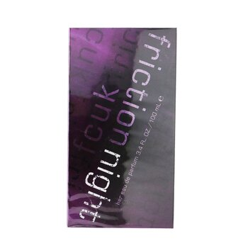 Fcuk Friction Night Her Eau De Parfum Spray  100ml/3.4oz