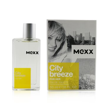 City Breeze For Her Eau De Toilette Spray  50ml/1.7oz
