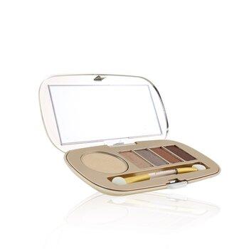 Solar Flare 眼影套裝 (5x 眼影, 1x 用具)  9.6g/0.34oz