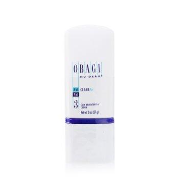 Nu Derm Clear Fx Skin Brightening Cream  57g/2oz