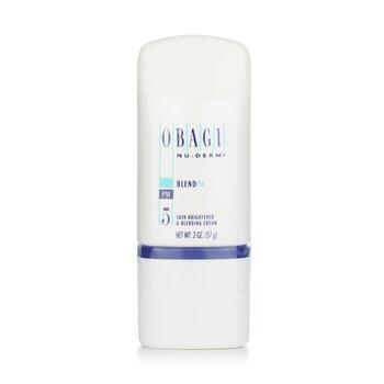 Nu Derm Blend Fx Skin Brightener & Blending Cream  57g/2oz