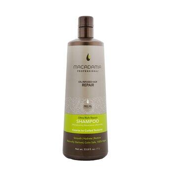 超濃密修護洗髮露(粗糙或捲曲髮質適用)  1000ml/33.8oz